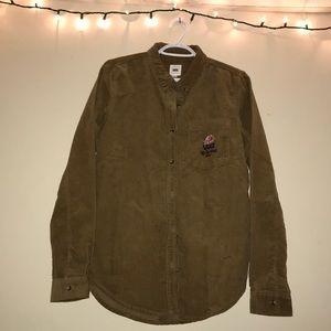 Vans Corduroy Shirt